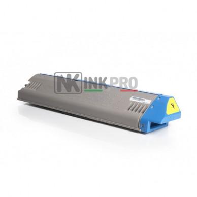 Toner Compatibile OKI ® C931 e C931DN colore GIALLO 24.000 pagine 45536413