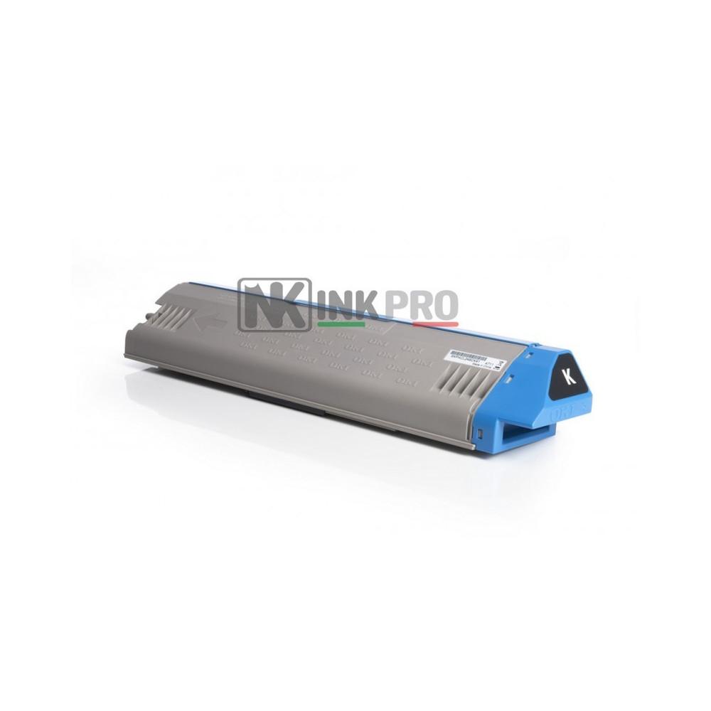 Toner Compatibile OKI ® C931 e C931DN colore NERO 24.000 pagine 45536416