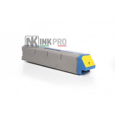 Toner Compatibile OKI ® C931 e C931DN colore GIALLO 38.000 pagine oem 45536505