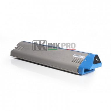 Toner Compatibile OKI C911colore NERO 24.000 pagine OEM 45536416