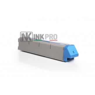 Toner Compatibile OKI ® C931 e C931DN colore CIANO 38.000 pagine oem 45536507