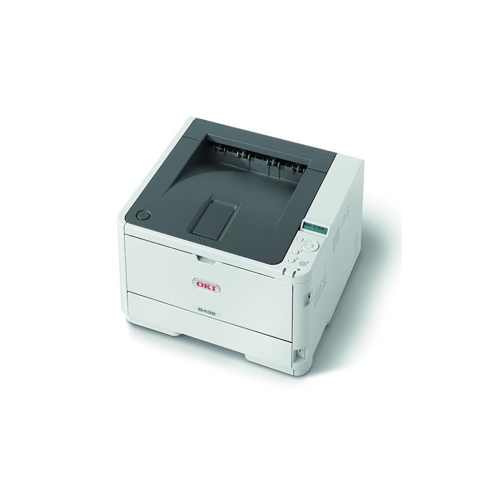 OKI B432DN Stampante Laser + 2 Toner da 12.000 copie + Assistenza 3 Anni | OFFERTA