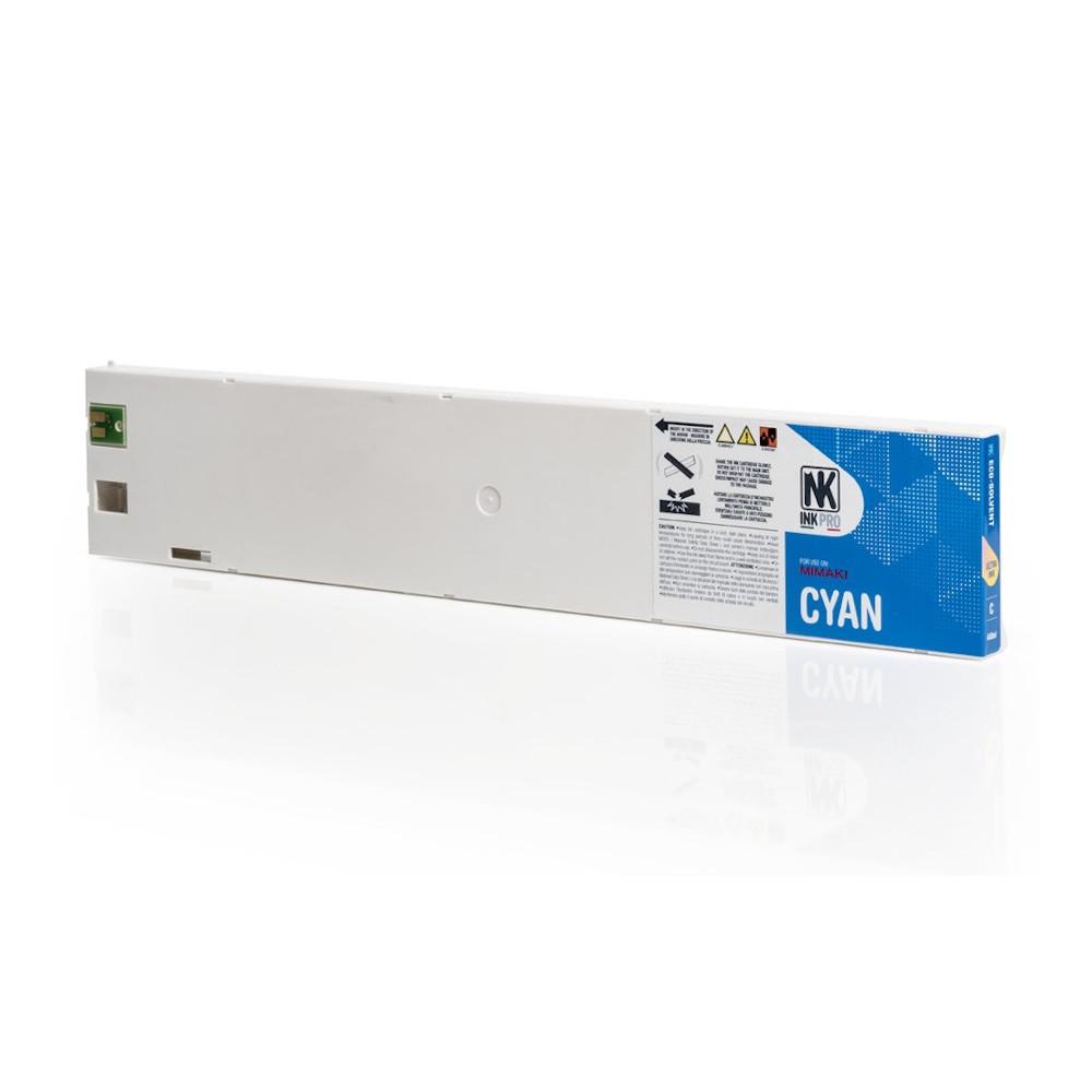 Cartucce Compatibili SS21Plotter MIMAKI CJV30 CIANO 440ml Chip Nuovo