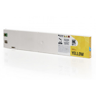 Cartucce Compatibili SS21 Plotter Mimaki CJV30 GIALLO + Chip Nuovo