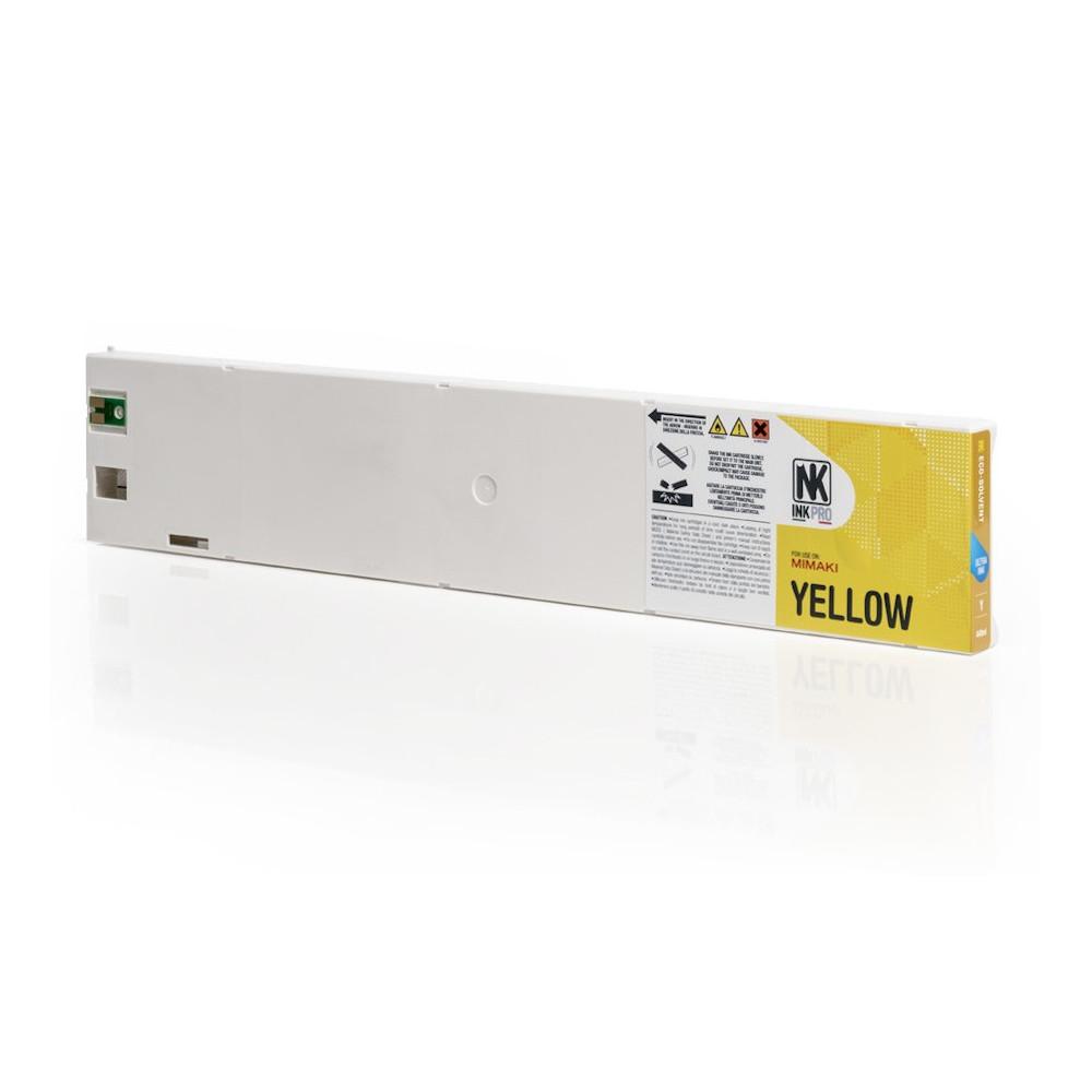 Cartucce Compatibili SS21Plotter MIMAKI CJV150 GIALLO 440ml Chip Nuovo