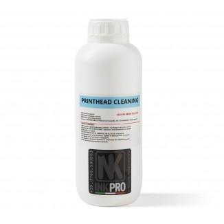 Liquido per manutenzione ordinaria inchiostro tessile.